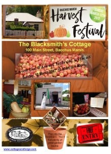 2017 Harvest Festival at the Cottage