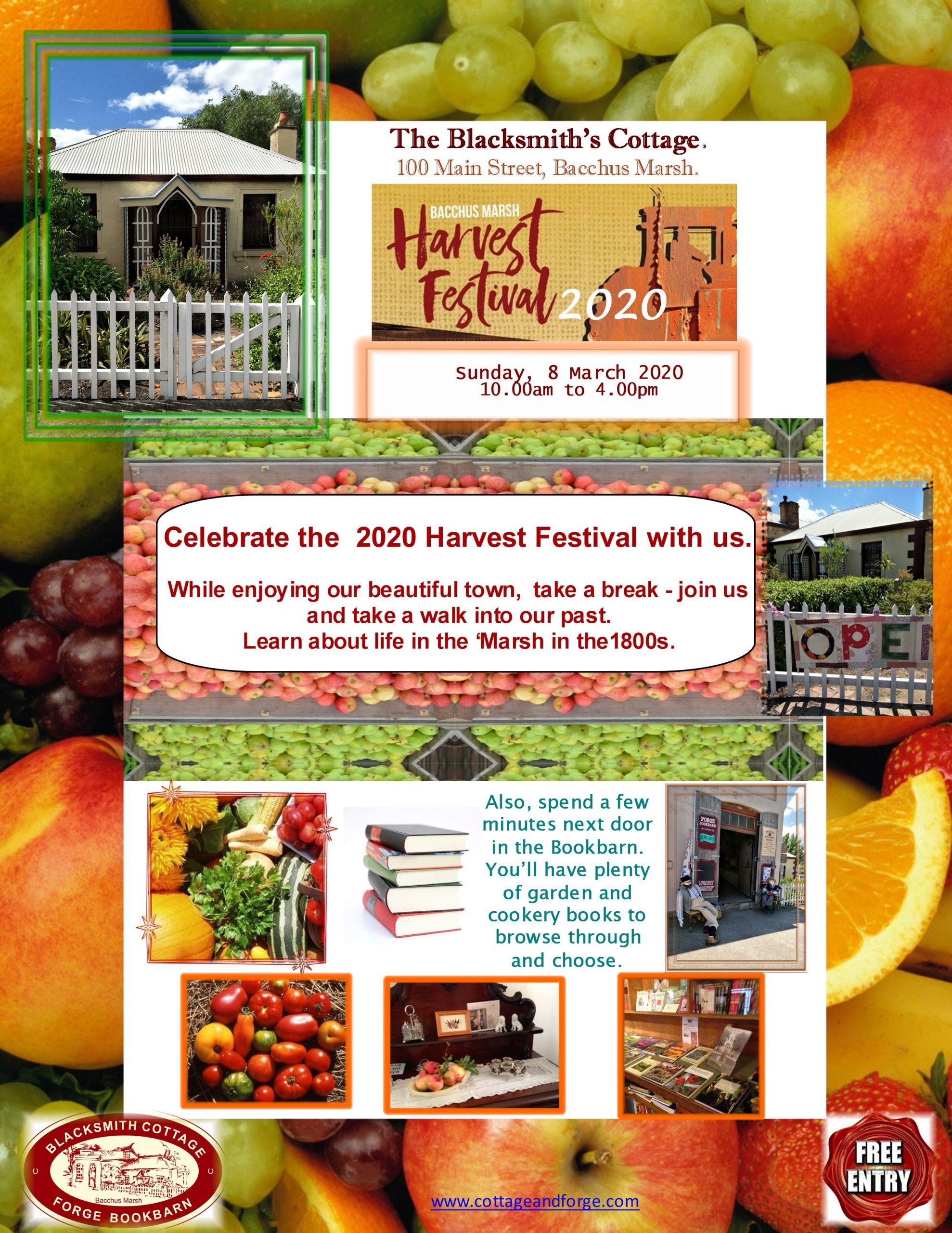 2020 Harvest Festival