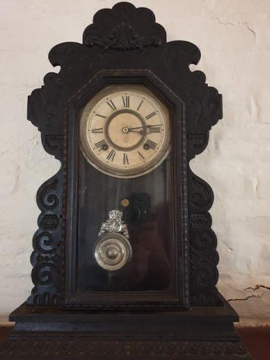 Ansonia Kitchen Clock
